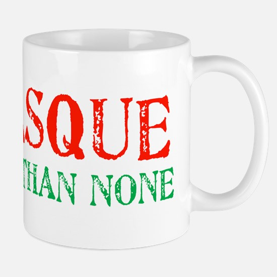 Quarter Basque Mug