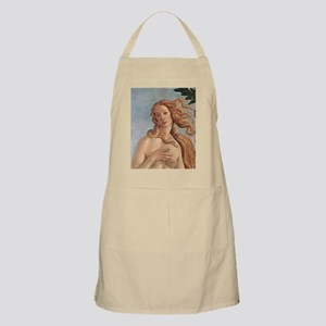 Birth of Venus by Botticelli Apron