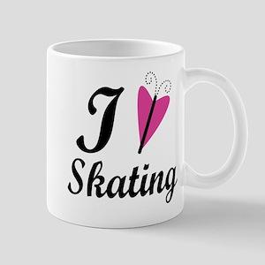I Love Skating Mug