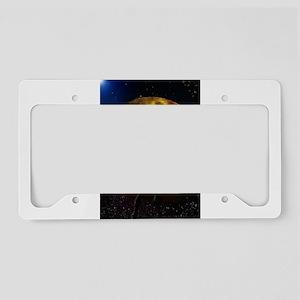 moondance License Plate Holder