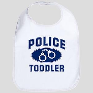 Police Cuffs:  TODDLER Bib