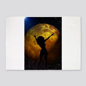 moondance 5'x7'Area Rug