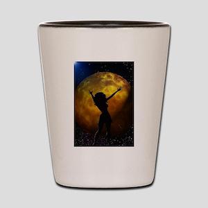 moondance Shot Glass