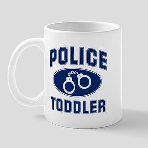 Police Cuffs:  TODDLER Mug