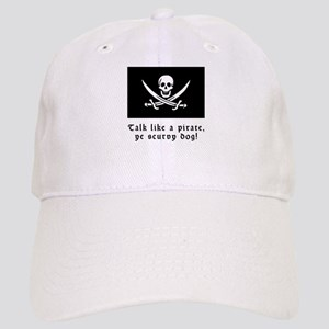 Jolly Roger Talk Like a Pirate Cap