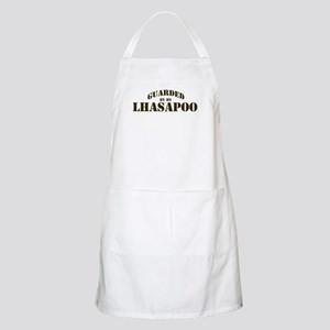 Lhasapoo: Guarded by BBQ Apron
