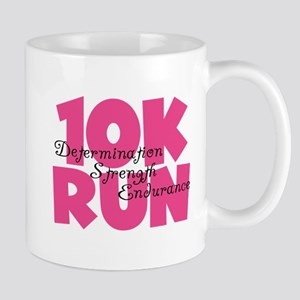 10K Run Pink Mug