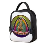 Guadalupe Circle - 1 Neoprene Lunch Bag