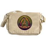Guadalupe Circle - 1 Messenger Bag