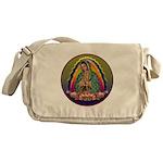 Guadalupe Circle - 1 Messenger Bag