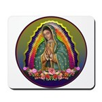 Guadalupe Circle - 1 Mousepad