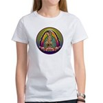 Guadalupe Circle - 1 Women's T-Shirt