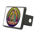 Guadalupe Circle - 1 Rectangular Hitch Cover