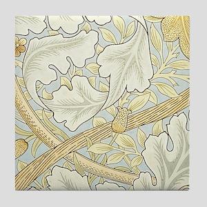 William Morris St James design Tile Coaster