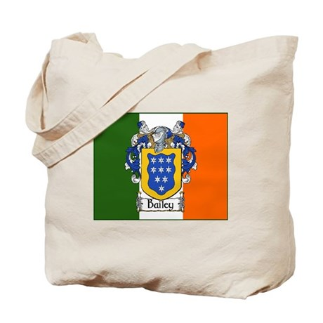 Bailey Arms Tricolour Tote Bag