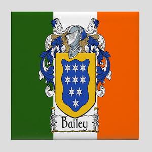 Bailey Arms Tricolour Tile Coaster