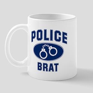 Police Cuffs:  BRAT Mug