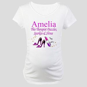 TOP THERAPIST Maternity T-Shirt