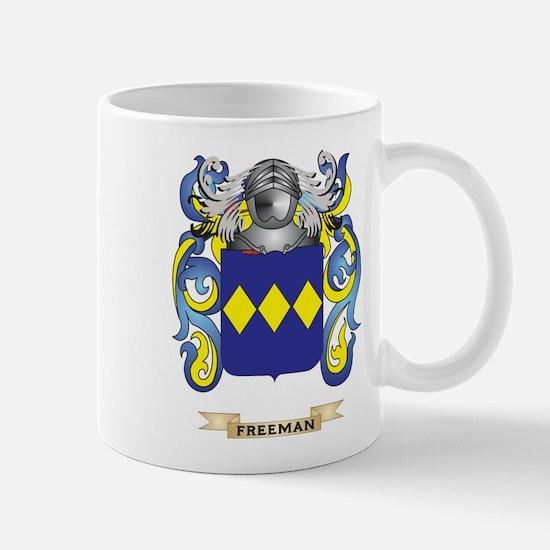 Freeman Coat of Arms Mug