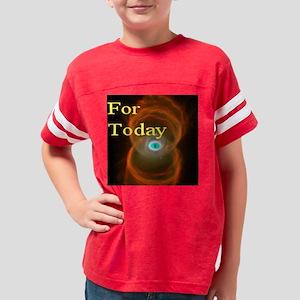 justfortoday_10x10-Rev-1 Youth Football Shirt