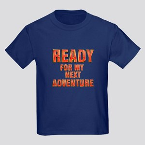 My Next Adventure Kids Dark T-Shirt