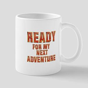 My Next Adventure 11 oz Ceramic Mug