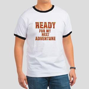 My Next Adventure Ringer T