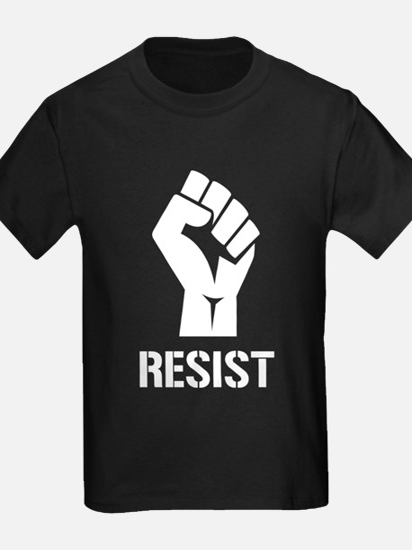Resist Fist Liberal Politics T