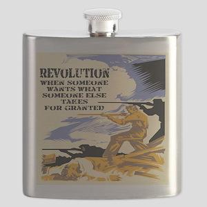 Revolution Flask