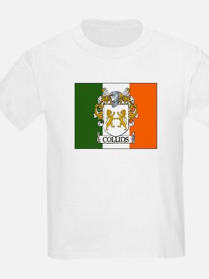 Collins Tricolour T-Shirt