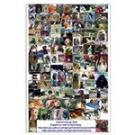 2003 Canine Cancer Kids Poster
