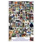 2003 Canine Cancer Kids Large Poster