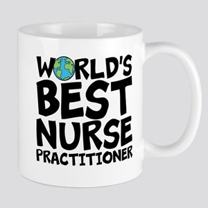 World's Best Nurse Practitioner Mugs