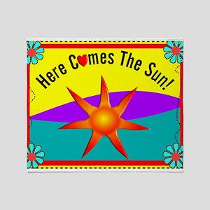 Sunshine Throw Blanket