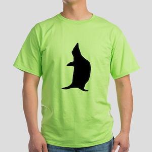 Adelie penguin in silhouette T-Shirt