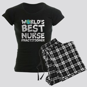 World's Best Nurse Practitioner Pajamas