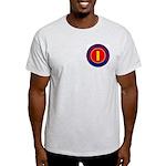 MCSFBn Second Lieutenant Tee Shirt