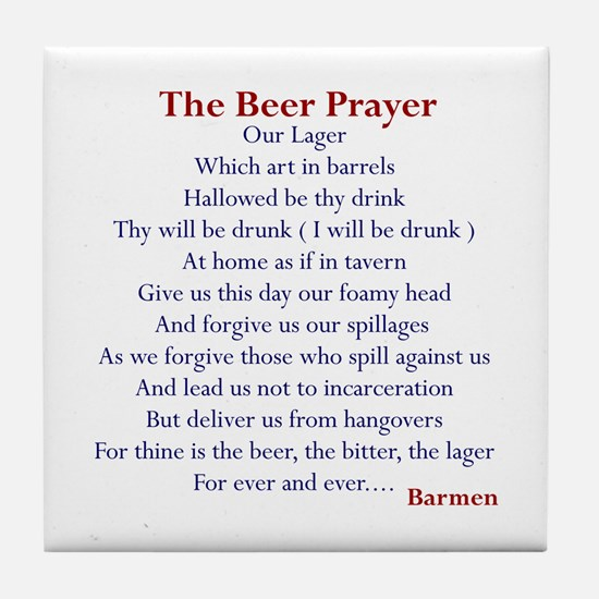 Bar Gifts, Beer Coaster, quality tile