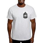 Grey MCSFBn Master Sergeant Tee Shirt
