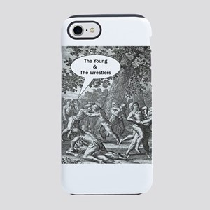 The Young & The Wrestlers iPhone 7 Tough Case