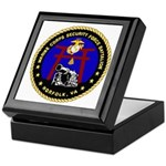 Keepsake Box For Medals, Ribbons, & Insignia