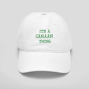 Canaan thing Cap