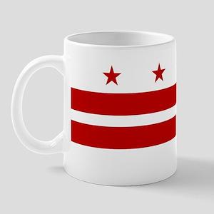 DC Flag Mug
