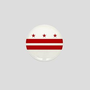 DC Flag Mini Button