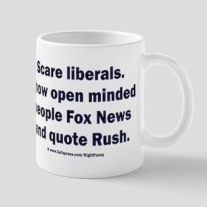 Scare Liberals Mug