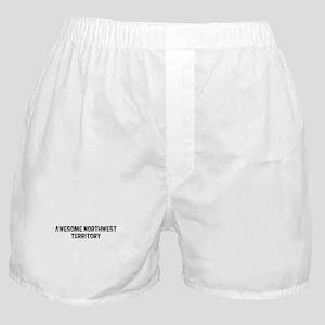 Awesome Northwest Territory Boxer Shorts