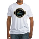 Fitted T-shirt (Made in USA), TPI MN gro