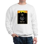 Sweatshirt, Dragons Tongue