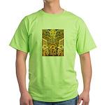Tribal Gold Green T-Shirt