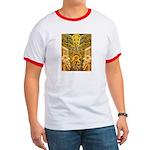 Tribal Gold Ringer T